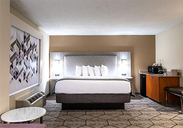 Wingate by Wyndham Concord/Charlotte Area - Guest Room
