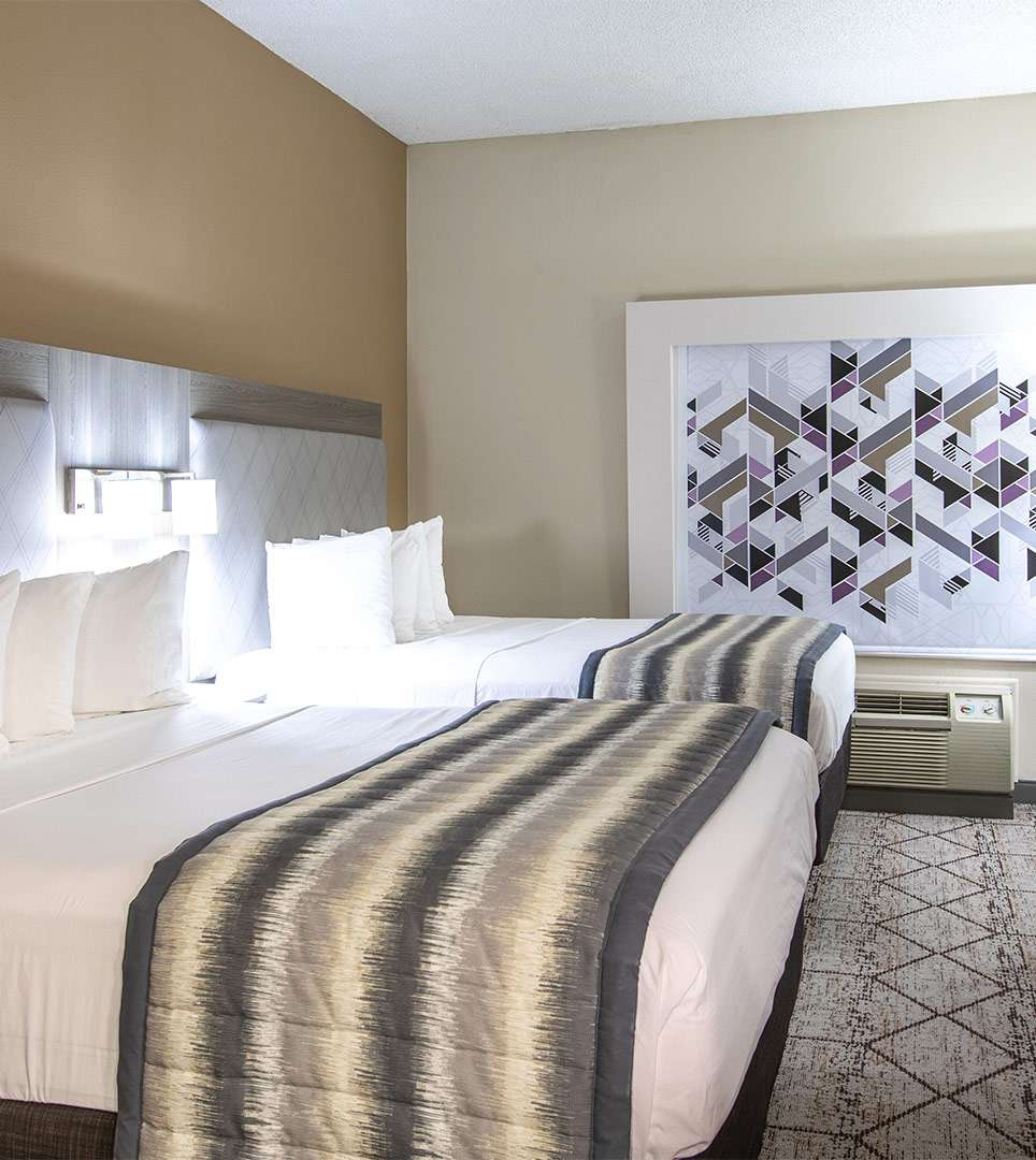 SLEEP SOUNDLY IN A DELUXE SUITE FROM OUR CONCORD, NC HOTEL