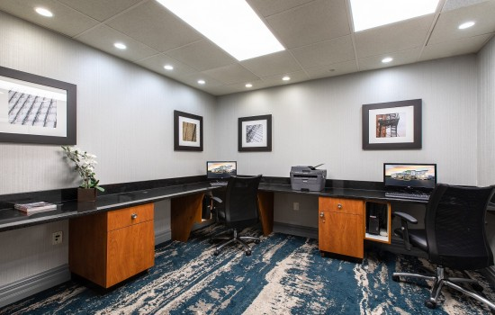 Welcome To Wingate by Wyndham Concord Charlotte Area Hotel - Business Center