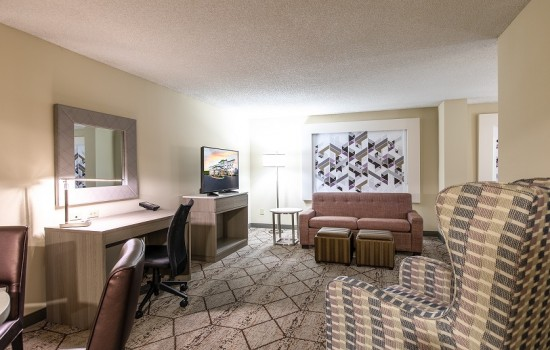 Welcome To Wingate by Wyndham Concord Charlotte Area Hotel - King Suite