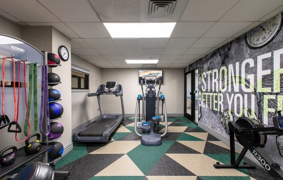 Welcome To Wingate by Wyndham Concord Charlotte Area Hotel - Fitness Center