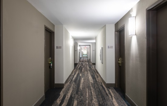 Welcome To Wingate by Wyndham Concord Charlotte Area Hotel - Interior Corridor