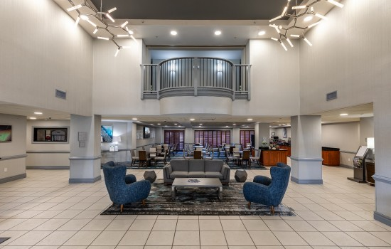 Welcome To Wingate by Wyndham Concord Charlotte Area Hotel - Lobby