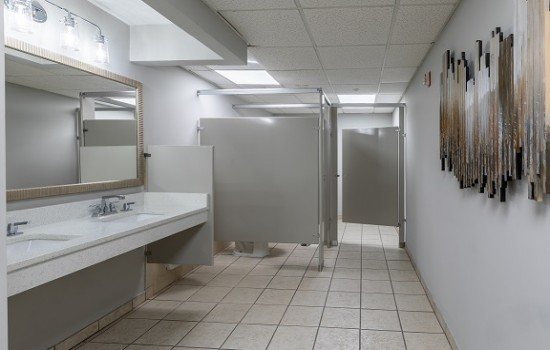Welcome To Wingate by Wyndham Concord Charlotte Area Hotel - Public Bathroom